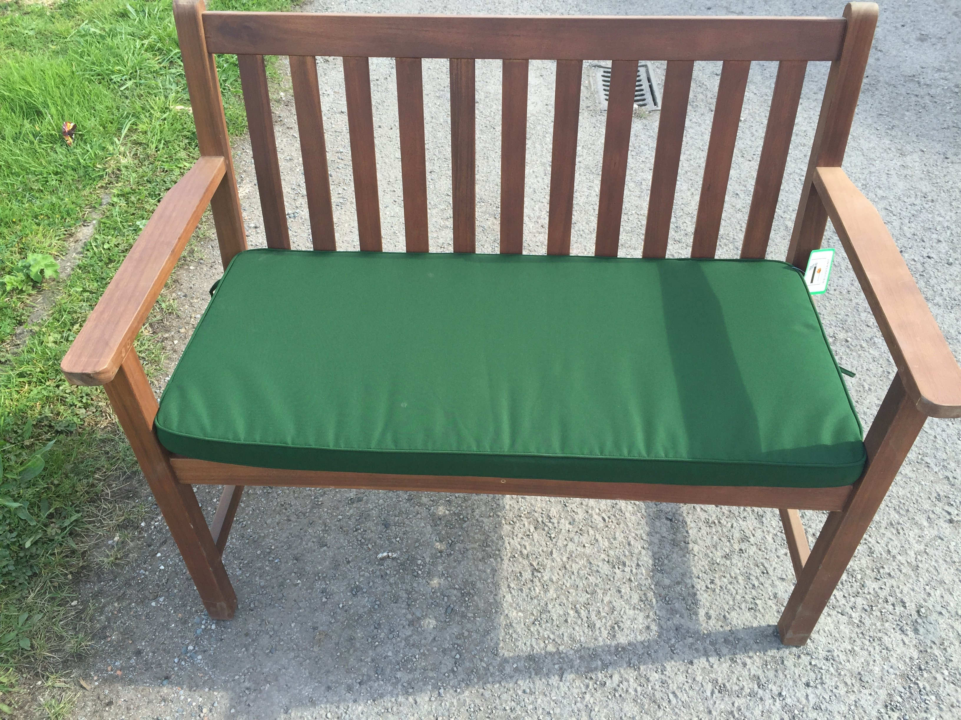 2 Seater Bench Cushion Thicker Style