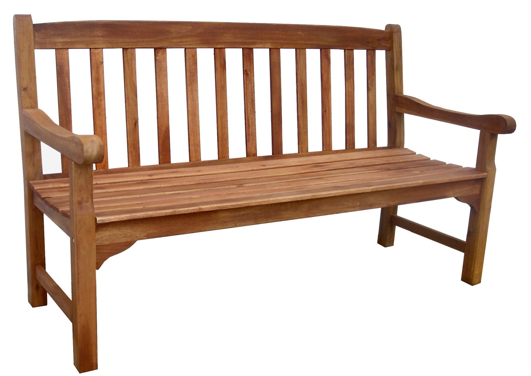 Jubilee 3 Seater 5ft Bench Simply Wood