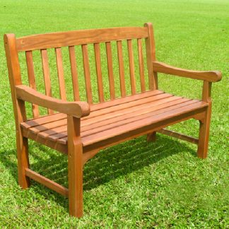Jubilee 2 Seater (4Ft) Bench