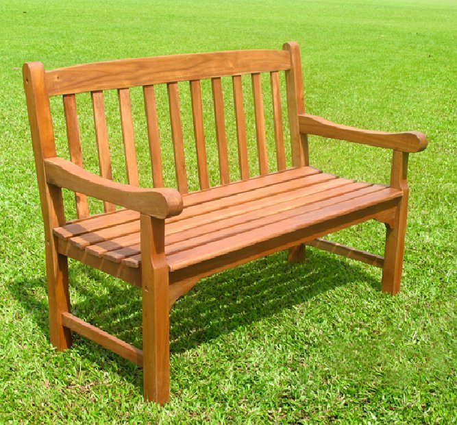 Jubilee 2 Seater 4ft Bench Simply Wood