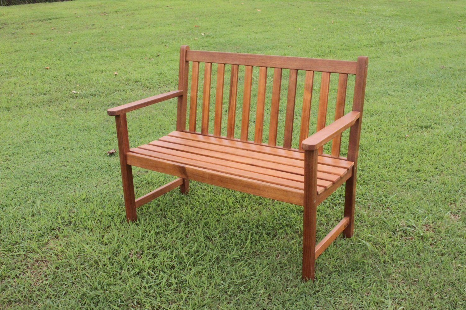 Special Offer 2 Seater Hardwood Bench Simply Wood