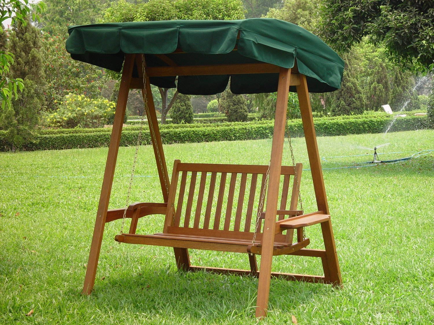 simply wood 2 seater hammock and canopy simply wood 2 seater hammock and canopy   simply wood  rh   wooden garden furniture