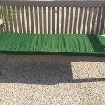 3 Seater Bench Cushion - Thicker Style