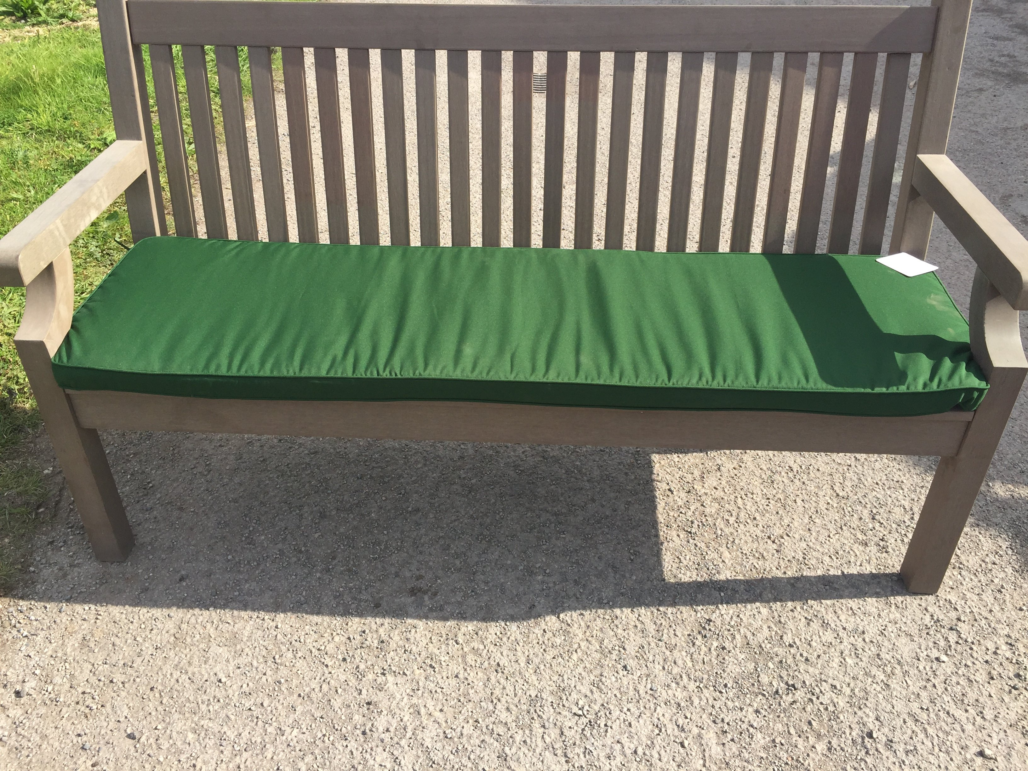 3 Seater Bench Cushion Thicker Style Simply Wood