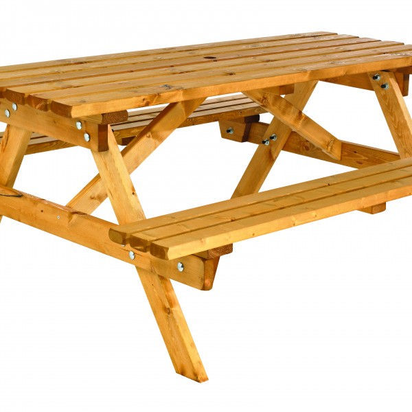 9500004 COTSWOLD 8 SEATER PICNIC BENCH