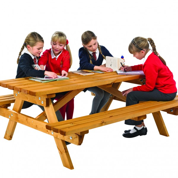 9500016 COTSWOLD  JUNIOR  PICNIC BENCH