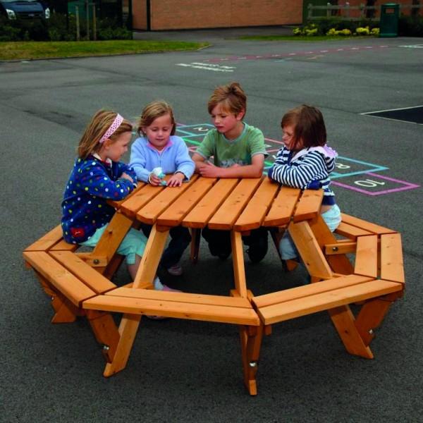 9500052 Infant Octagonal Bench
