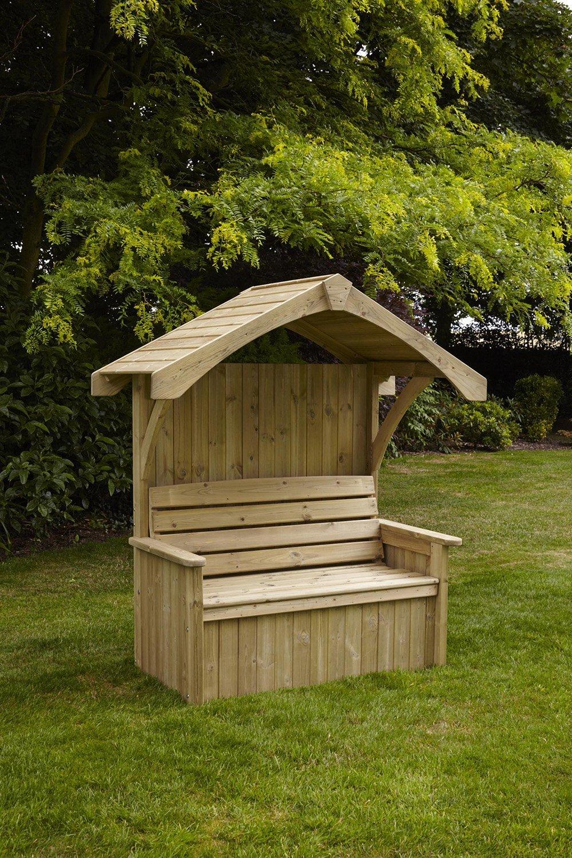 Anchor Fast Tavistock Arbour Simply Wood