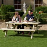 Anchor Fast Devon Picnic Bench 1.8m