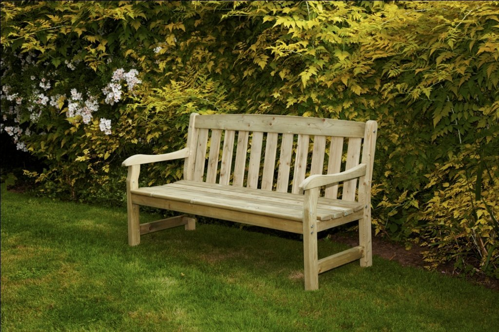 Anchor Fast Tiverton 3 Seater Bench Replaced With The
