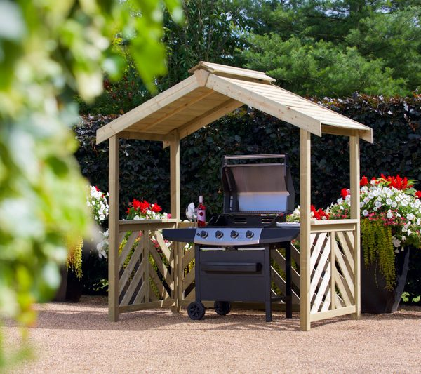 9371044 Exmouth BBQ Shelter