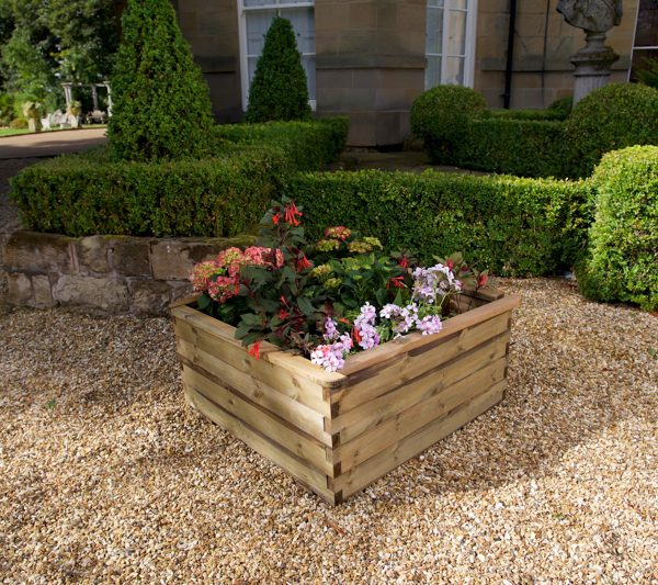 9600118 Jedburgh Raised Bed Planter