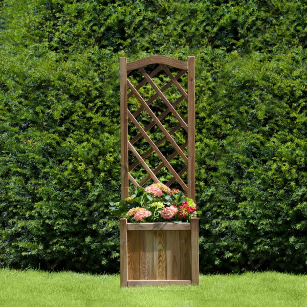 9600125 Kelso Planter with Trellis