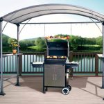 BBQ Grill Shelter Gazebo/Shelter - !!! SALE !!! - only BROWN available