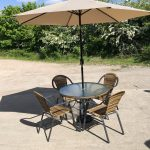 Petworth - 4 Seater Patio Dining Set - !!! HALF PRICE OFFER !!!