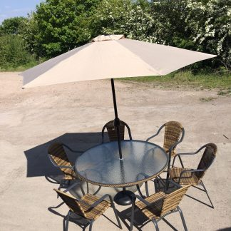 Petworth - 6 Seater Patio Dining Set - !!! HALF PRICE OFFER !!!