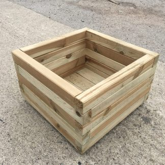 High Quality Tanalised Pressure Treated Square Planter - LARGE - HALF PRICE SALE !!!