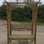 Simply Wood Elegance Arbour - !!! HALF PRICE SALE !!!
