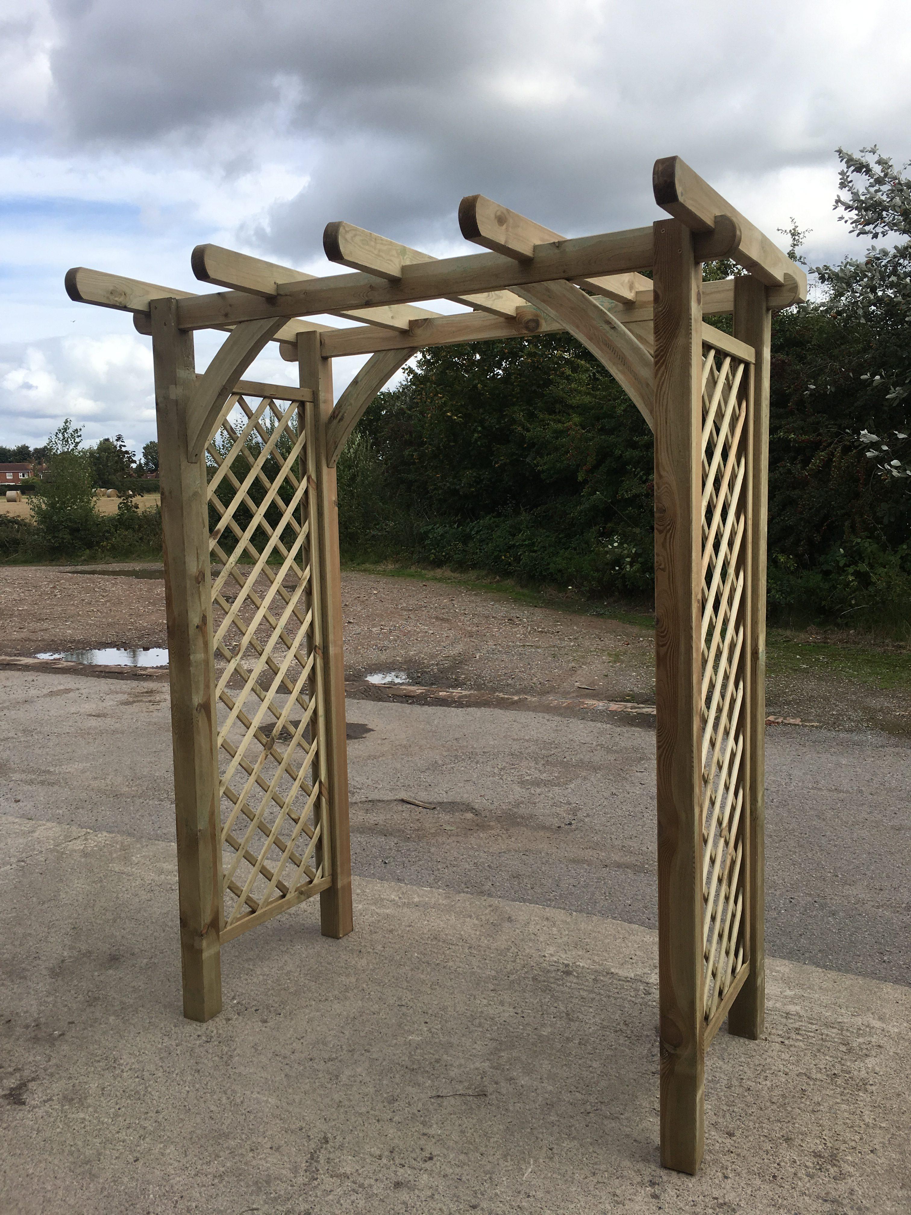 Simply Wood Elegance Premium Plus Arch Half Price