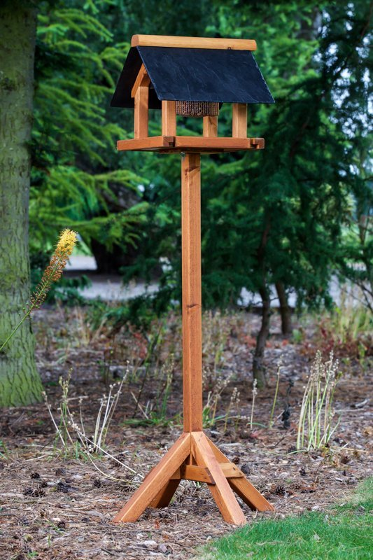 Anchor Fast Windermere Bird Table Simply Wood