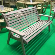 Anchor Fast Padstow 3 Seater Bench