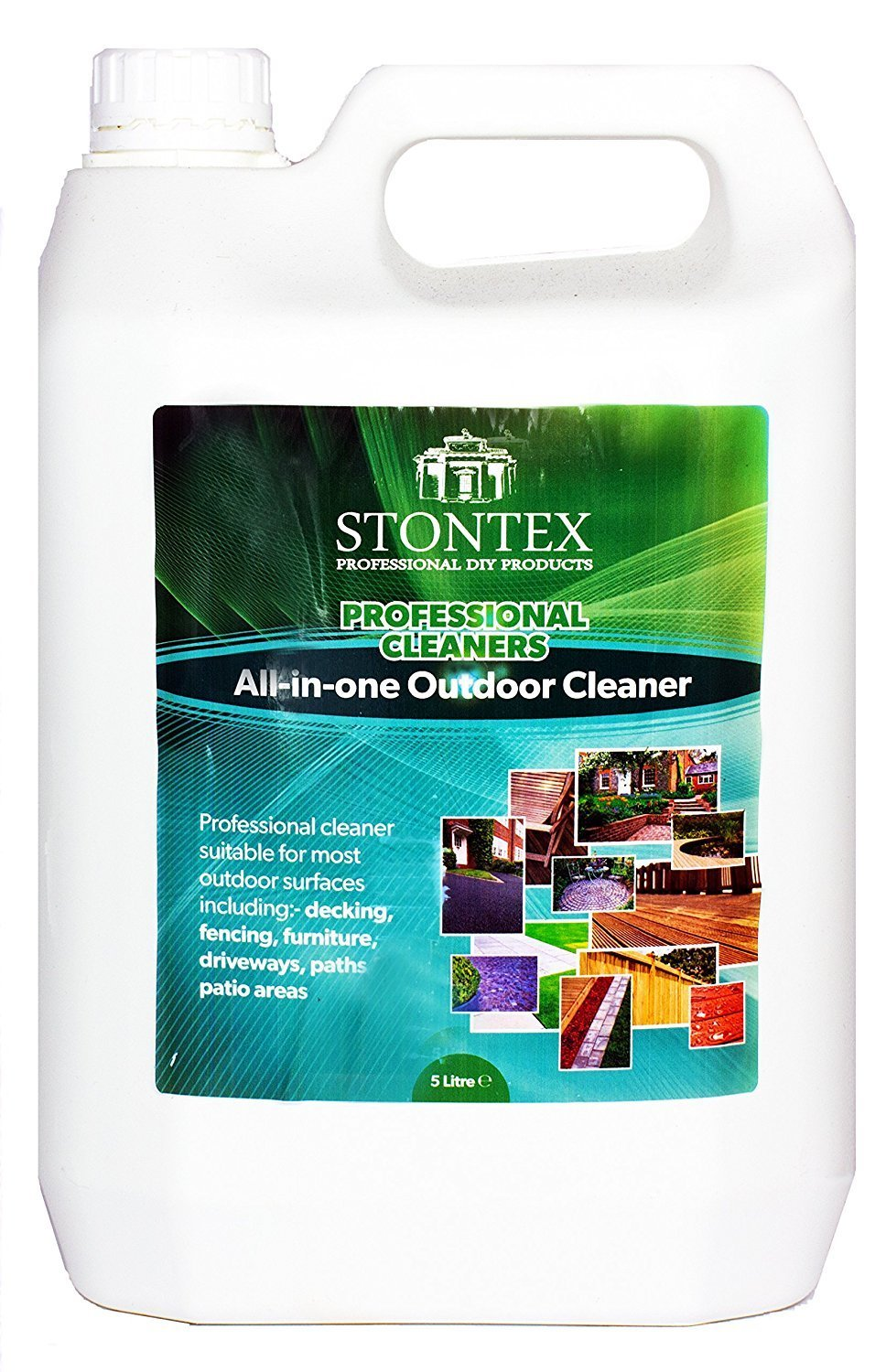 Stontex all in one outdoor furniture cleaner simply wood for Outdoor furniture cleaner