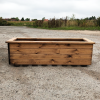High Quality Stained Trough Planter - EXTRA LARGE PLUS -  HALF PRICE SALE !!!