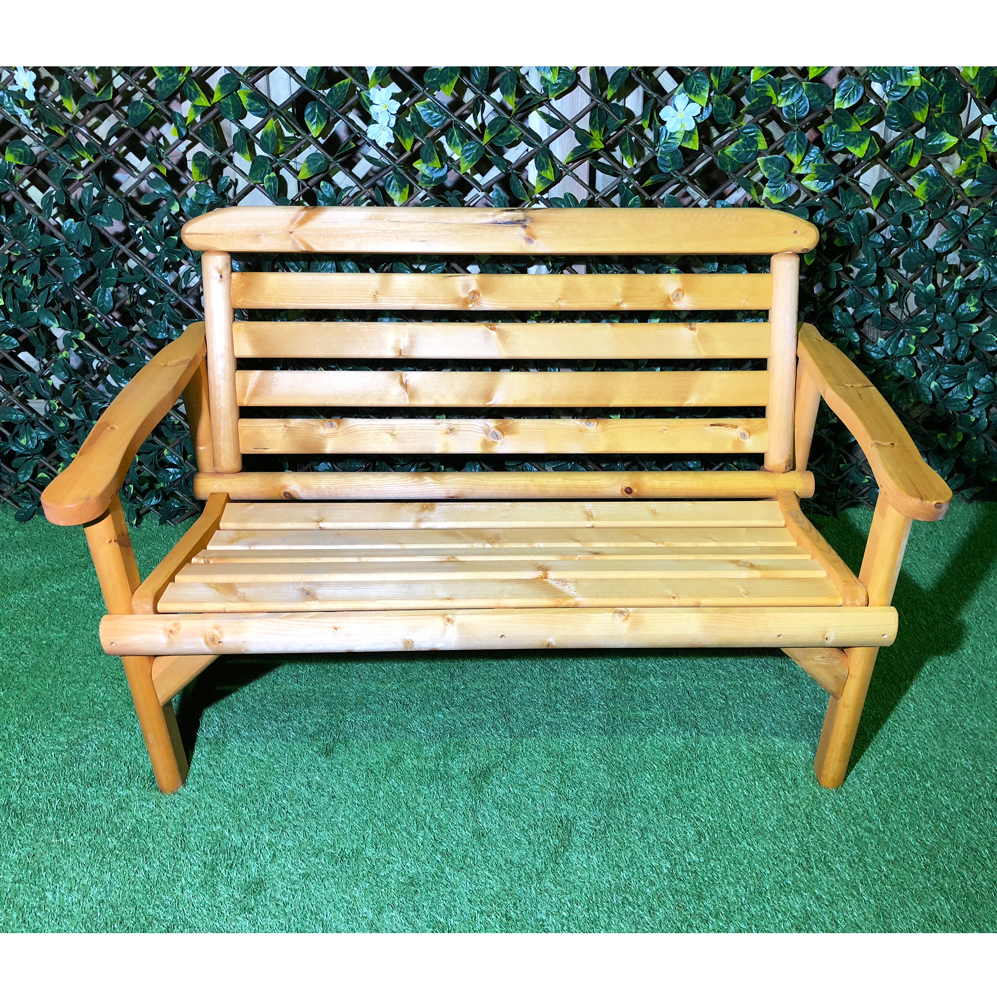 Simply Wood Ceremony Bench 4ft 2 Seater Sale Simply Wood