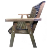 Simply Wood Churchill 2 Seater Wooden Garden Bench - !!!SALE!!!