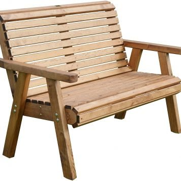 Simp;y Wood Churchill Bench