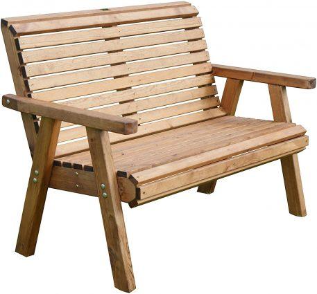 Simp;y Wood Churchill Bench