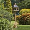 Woodshaw Palmer Square Bird Table
